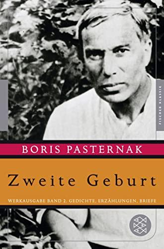 9783596950218: Zweite Geburt: Werkausgabe Band 2. Gedichte, Erz�hlungen, Briefe (Fischer Klassik)