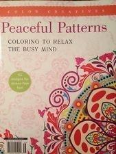 9783598082931: Color Creative Peaceful Patterns