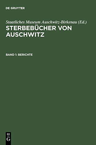 9783598112638: Berichte (German Edition)