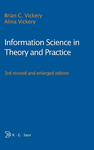9783598116582: Information Science in Theory and Practice
