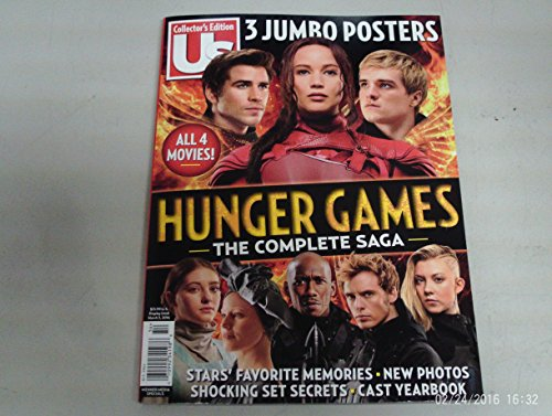 9783598160943: Collectors Edition Us Hunger Games the Complete Saga