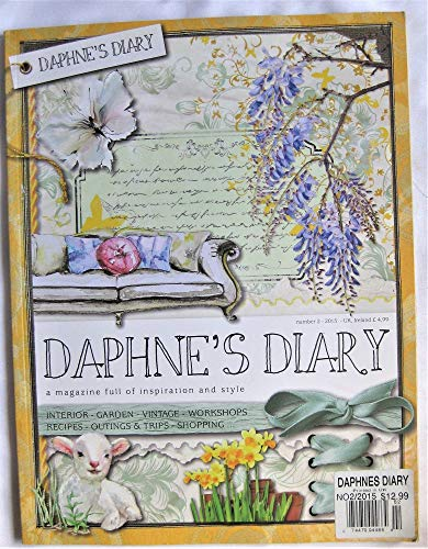 9783598165153: Daphnes Diary Number 2 2015