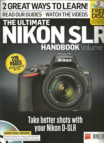 9783598202377: The Ultimate Nikon Slr Handbook Volume 1 2015