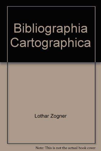 Bibliographia Cartographica: International Documentation of Cartographical Literature: 17