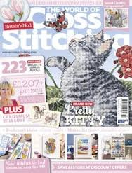 9783598281655: World of Cross Stitching Issue 227