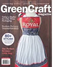 9783598327339: Green Craft Magazine Summer 2015