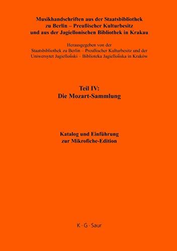 Katalog Und Einfuhrung Zur Mikrofiche-Edition: Roland Dieter Schmidt-Hensel