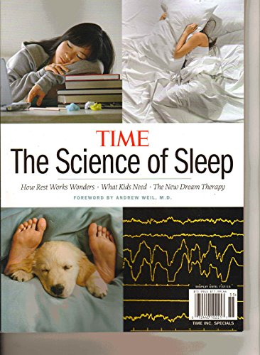 9783598382215: Time the Science of Sleep