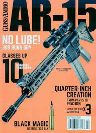 9783598474774: Guns and Ammo Book of the Ar-15 Issue 1 2015