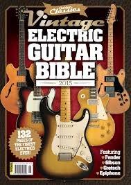 9783598528224: Guitar and Bass Classics Vintage Electric Guitar Bible 2015