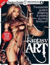 9783598528330: Genius Guide Fantasy Art Volume 2 Revised Edition
