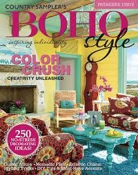 9783598673849: Country Sampler Presents Boho Style Spring 2016