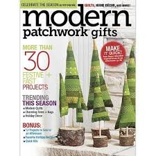9783598689130: Modern Patchwork Gifts 2016