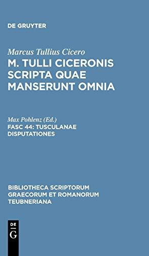 M. TULLI CICERONIS [CICERO]: SCRIPTA QUAE MANSERUNT: M. Tullius Cicero;