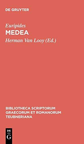 9783598713347: Medea (Bibliotheca scriptorum Graecorum et Romanorum Teubneriana)