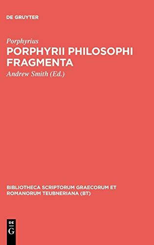 9783598717215: Fragmenta (Bibliotheca scriptorum Graecorum et Romanorum Teubneriana)