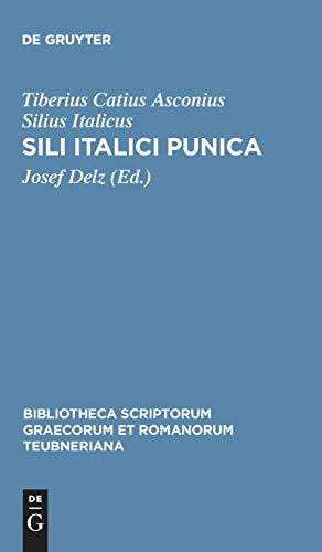9783598718045: Punica (Bibliotheca scriptorum Graecorum et Romanorum Teubneriana)