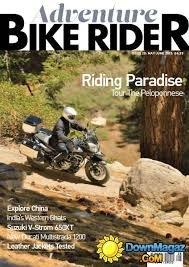 9783598810848: Adventure Bike Rider May June 2015