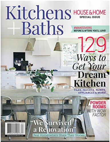 9783598895739: House and Home Kitchens and Baths Spring Summer 2016