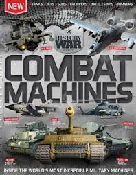 9783598925764: History of War Book of Combat Machines Second Edition
