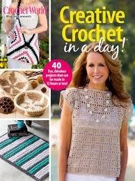9783598943621: Crochet World Presents Creative Crochet in a Day