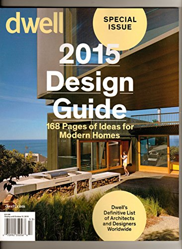 9783598950445: Dwell 2015 Design Guide