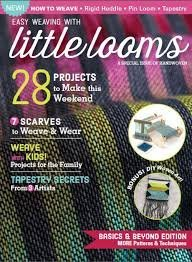 9783598952876: Easy Weaving With Little Looms