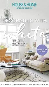 9783598953330: House and Home Decorating With White Volume 2 Spring Summer 2016
