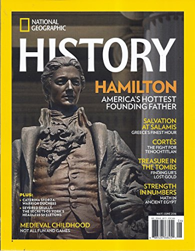 9783598962400: National Geographic History May June 2016