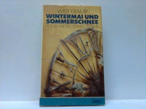 9783600300725: Wintermai und Sommerschnee: Augenblicke meines Lebens
