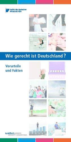 9783602149179: Wie gerecht ist Deutschland?