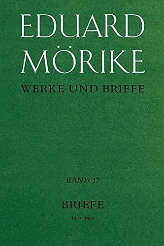 Briefe: Eduard Mörike