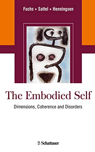 9783608427912: The Embodied Self