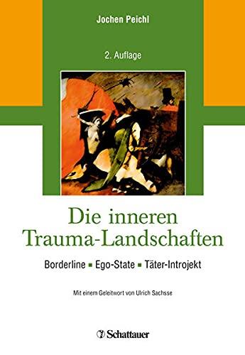 9783608429350: Die inneren Trauma-Landschaften