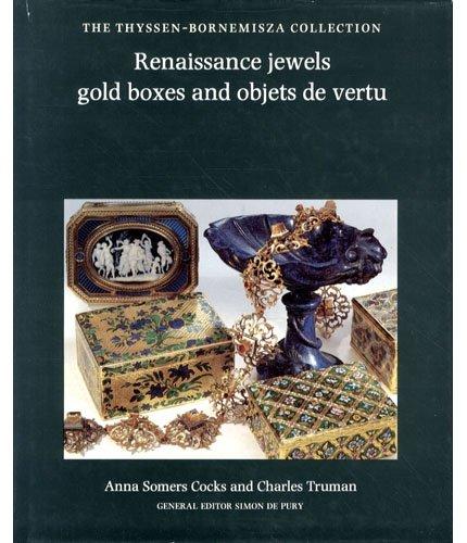 9783608761849: Renaissance jewels gold boxes and objets de vertu.