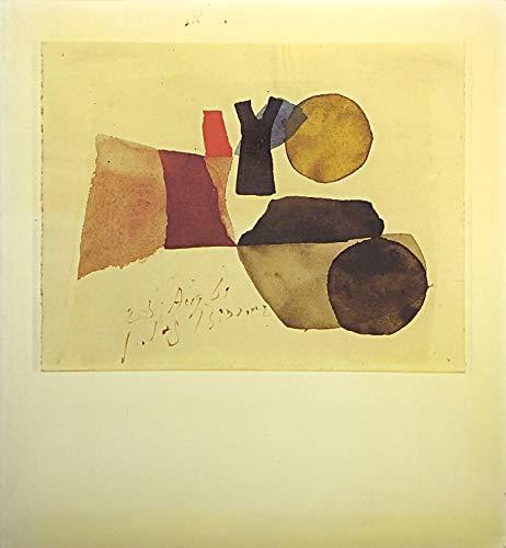 9783608762242: Julius Bissier, Werke 1948-1965 aus baden-wurttembergischen Privatsammlungen: Staatsgalerie Stuttgart, Graphische Sammlung, 4. April-25. Mai 1986 (German Edition)
