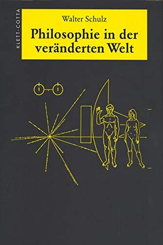 Philosophie in der veränderten Welt: Walter Schulz