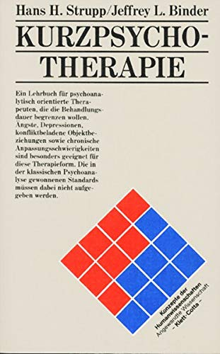9783608912968: Kurzpsychotherapie.