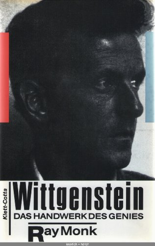 9783608913613: Wittgenstein. Das Handwerk des Genies