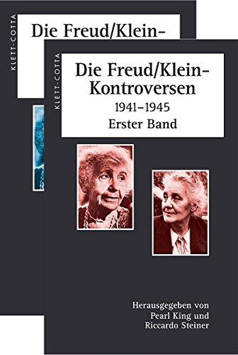 9783608918076: Die Freud/Klein-Kontroversen 1941-1945, 2 Bde.