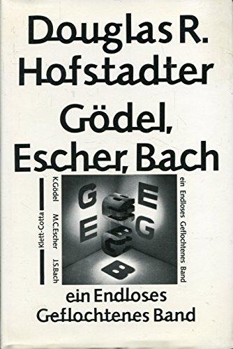 9783608930375: G?Âdel, Escher, Bach. Ein Endloses Geflochtenes Band