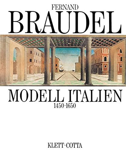 9783608930511: Modell Italien 1450-1650
