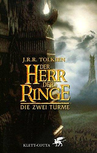 Der Herr Der Ringe Die Zwei Turme: J.R. Tolkien