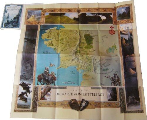 Die Karte von Mittelerde. (3608933786) by John Ronald Reuel Tolkien; Brian Sibley; John Howe