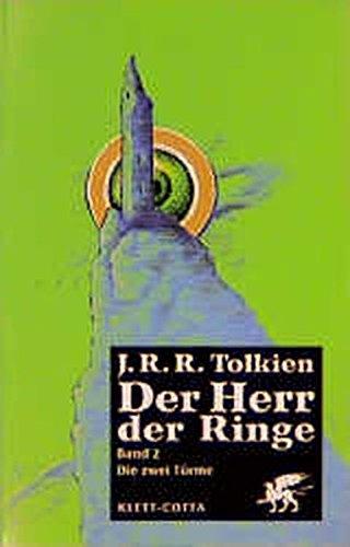 9783608935424: Die Zwei Turme (Der Herr der Ringe) (German Edition)