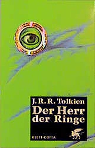 9783608935448: Der Herr Der Ringe: Boxed Set (German Edition)