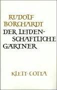 9783608935929: Der leidenschaftliche Gärtner: (Gesammelte Werke in Einzelbänden.)