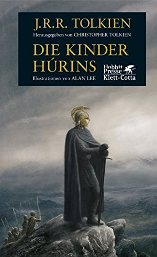 9783608936032: Die Kinder Húrins