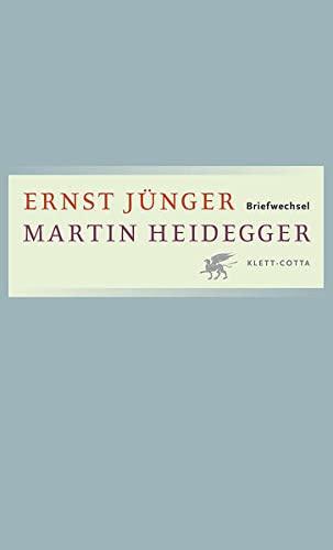 BRIEFWECHSEL 1949-1975: Jünger, Ernst / Martin Heidegger