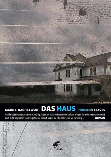 9783608937770: Das Haus - House of Leaves